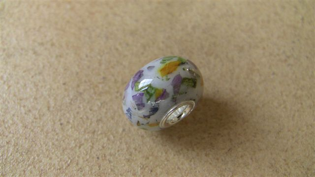 Beads, Flowers, Pet Fur, Hair, Ashes, Fabric